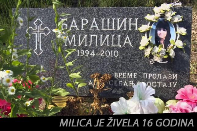 Ubistvo Milice Barašin i posle sedam godina nerešeno