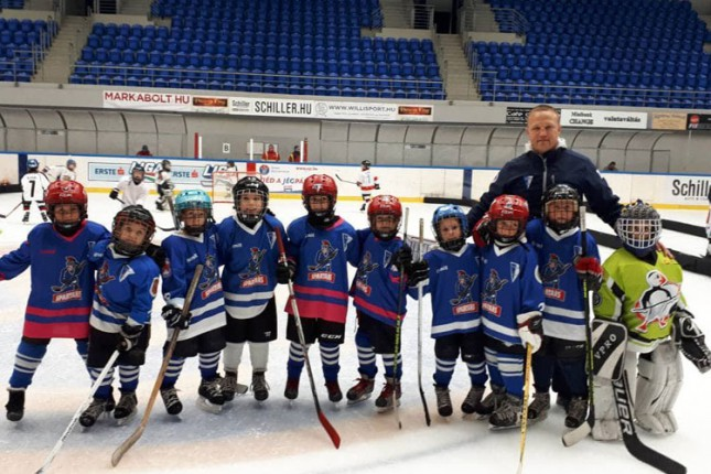 Hokej na ledu: Mlađe selekcije Spartaka otvorile sezonu