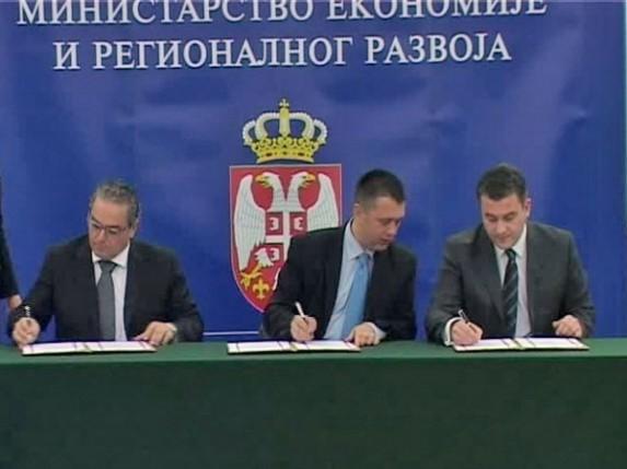 Potpisan ugovor: Kalcedonija investira u Suboticu 20 miliona evra