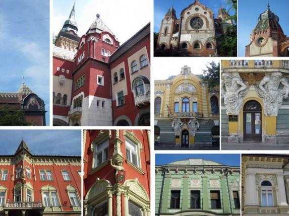Subotica u mreži gradova secesije