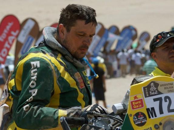 Sagmajster završio 36. Dakar na 53. mestu u generalnom plasmanu