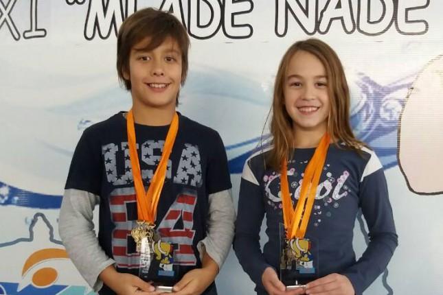Plivanje: Spartak-Prozivka osvojio 38 medalja u Kikindi