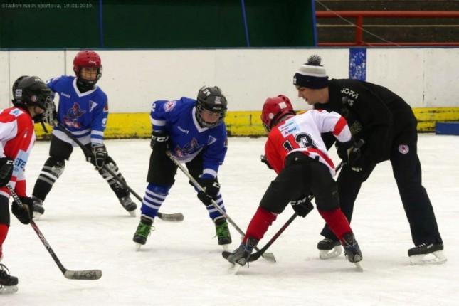 Hokej na ledu: Uzbudljiv vikend mlađih selekcija Spartaka na ledu u Subotici