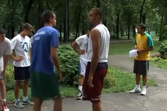 Košarkaši Spartaka započeli pripreme za novu sezonu