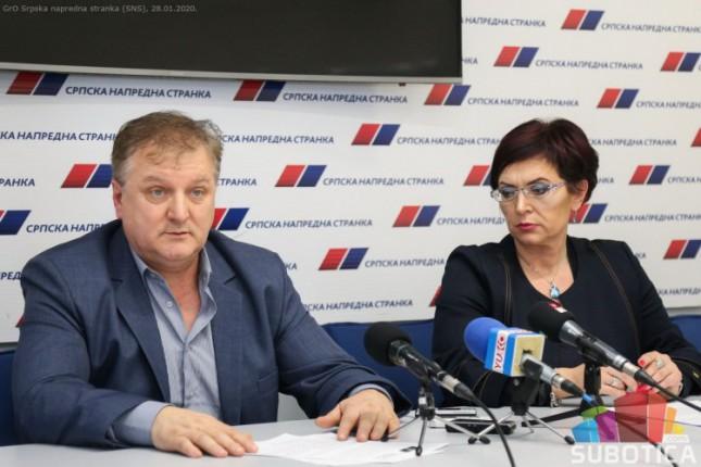 Mesni odbor SNS u Hajdukovu osluškuje potrebe građana