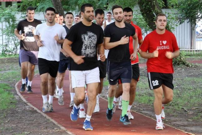 Rukometaši Spartak Vojputa započeli pripreme za novu sezonu