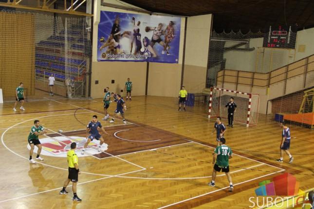 Rukometaši Spartaka igrali nerešeno sa Partizanom (25:25)