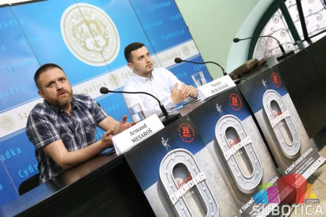 "Sve spremno za Festival ""Omladina"""