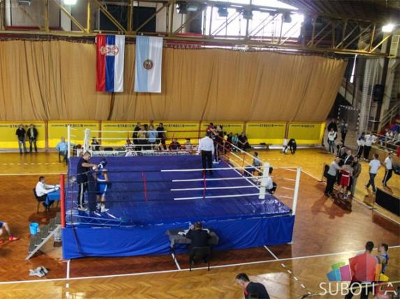 Hala sportova bila domaćin 8. kola Prve lige Sever u boksu