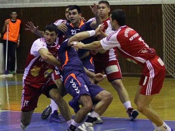 Prvi poraz rukometaša Spartaka u novoj sezoni
