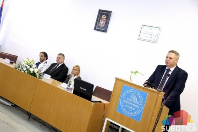 Opšta bolnica u Subotici obeležila 177 godina postojanja