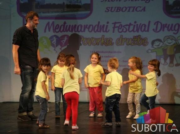 Prvi Međunarodni Festival drugarstva u Subotici