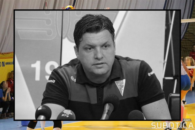 "Poginuo Miroslav Aksentijević, trener ŽOK ""Spartak"""
