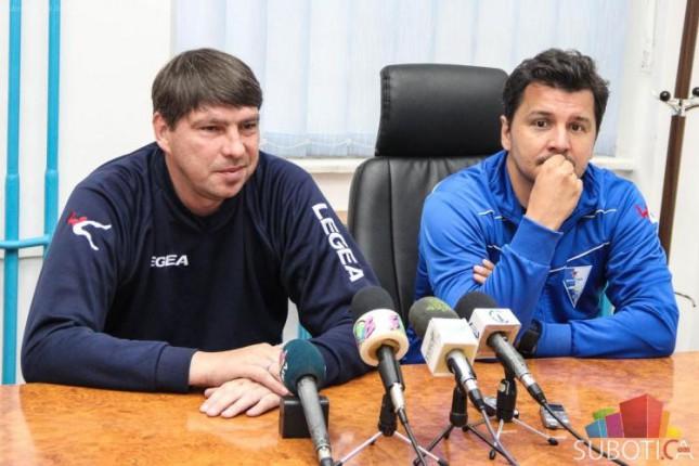 """Černišov produžio saradnju sa FK """"Spartak"""""""