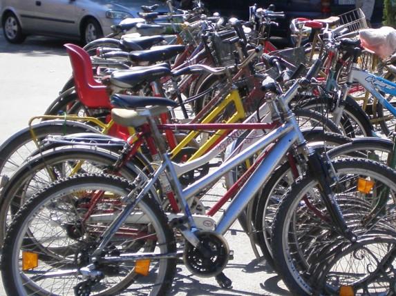 Krivične prijave za kradljivce bicikli