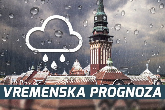 Vremenska prognoza za 2. oktobar (utorak)