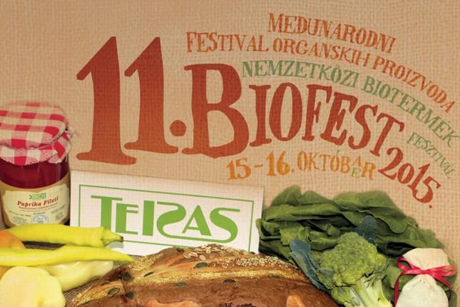 Otvoren festival organskih proizvoda Biofest