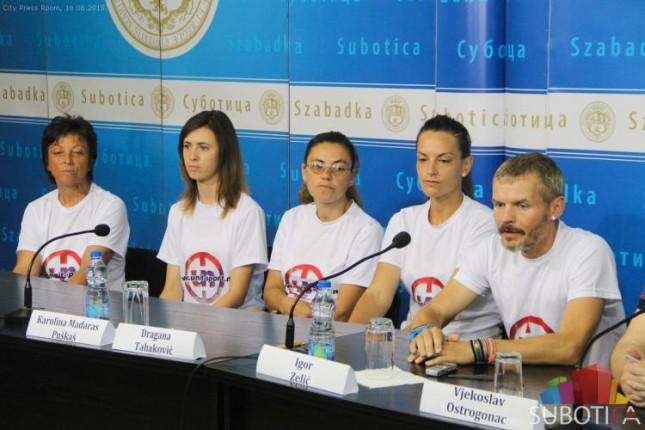 Uspešan nastup subotičkih ultramaratonaca na međunarodnoj trci na Paliću