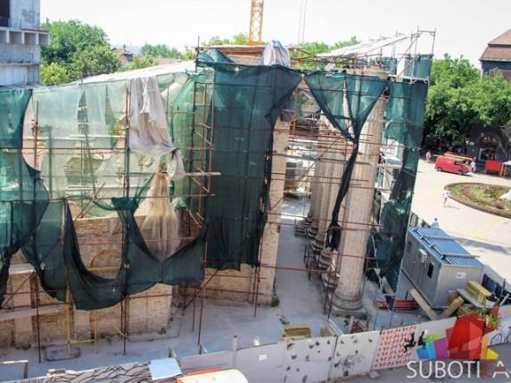 Projekat za jeftinije pozorište od osam miliona evra