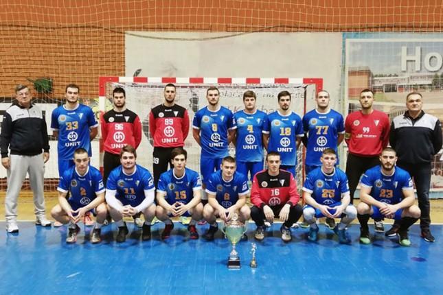 "Rukomet: Spartak odbranio titulu memorijala ""Drago Jovović"" u Vrbasu"