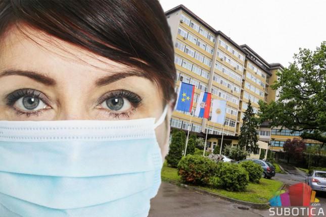 Na snazi mera zabrane poseta pacijentima u bolnici zbog sezonskog gripa