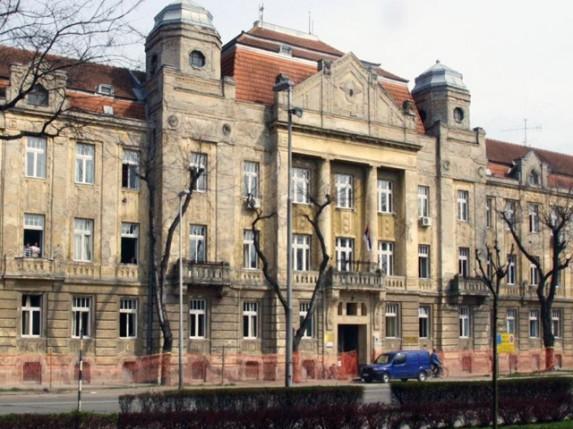 """Tehnička škola """"Ivan Sarić"""" uskoro bi trebalo da dobije novac za sanaciju najkritičnijih delova fasade"""