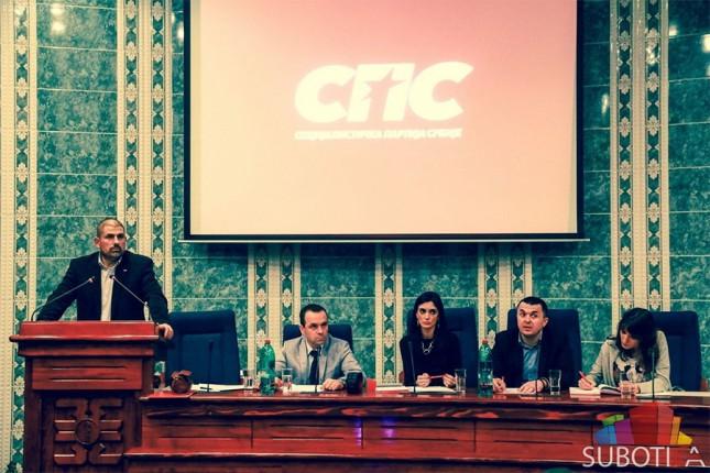Nebojša Crnogorac predsednik Gradskog odbora SPS, pet članova isključeno iz stranke