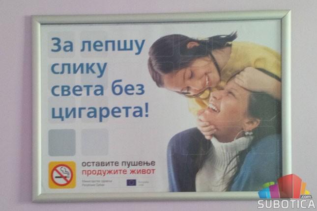 U poseti Centru za odvikavanje od pušenja
