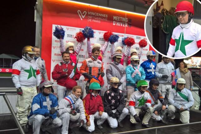 Kasački sport: Gabrić 11. na pariskom Vensenu