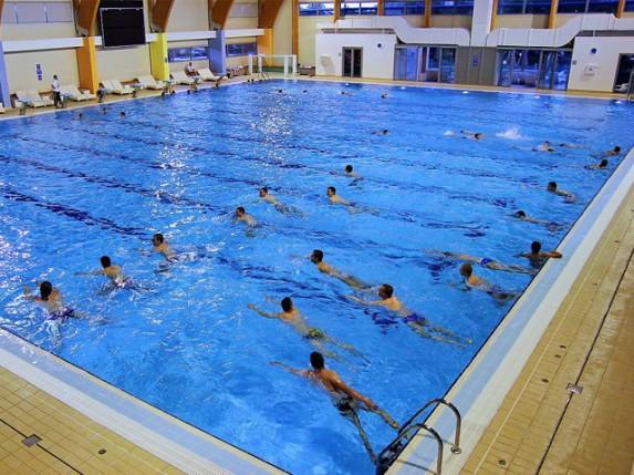 Voda u bazenu na Prozivki je ispravna