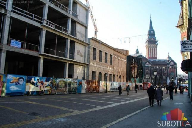 Fond za kapitalna ulaganja dao saglasnost za nastavak izgradnje pozorišta