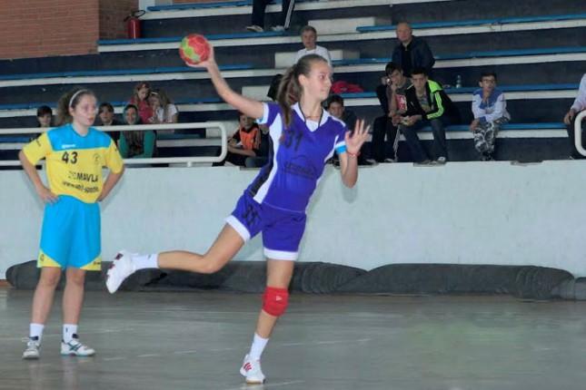 Nastavljeno pionirsko prvenstvo u rukometu za pionirke