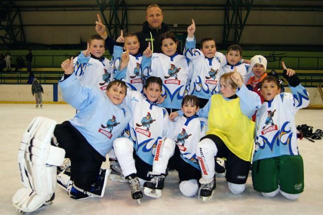 Hokejaši Spartaka učestvovali na turniru u Segedinu