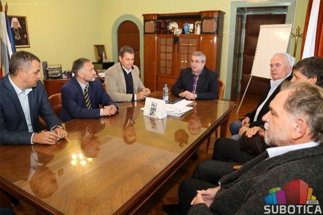 Jača saradnja grada Subotice i Olimpijskog komiteta Srbije
