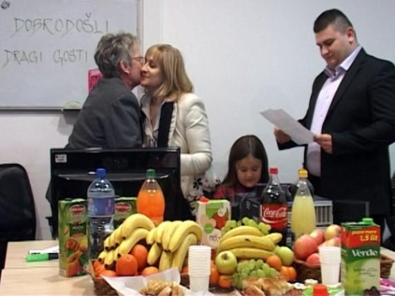 Donacija školi Žarko Zrenjanin