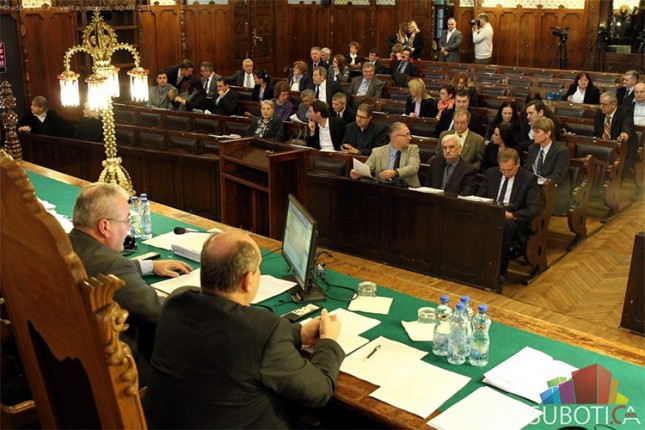 Izbor direktora Toplane i Suboticagasa ponovo povučen sa dnevnog reda