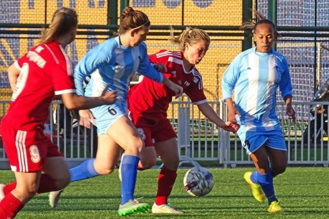 Fudbalerke Spartaka savladale Slogu (0:1)