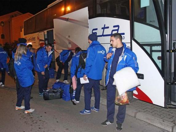 Fudbaleri Spartaka preselili se u Budvu na nastavak priprema