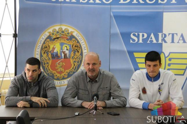 Košarkaši Spartaka pozivaju publiku na premijeru nove sezone