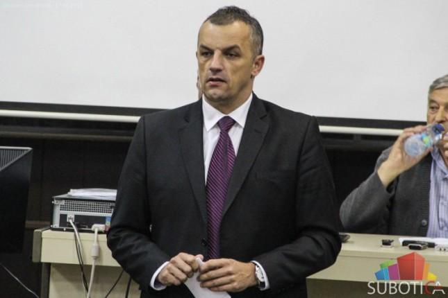 """Nemanja Simović novi predsednik FK """"Bačka 1901"""""""