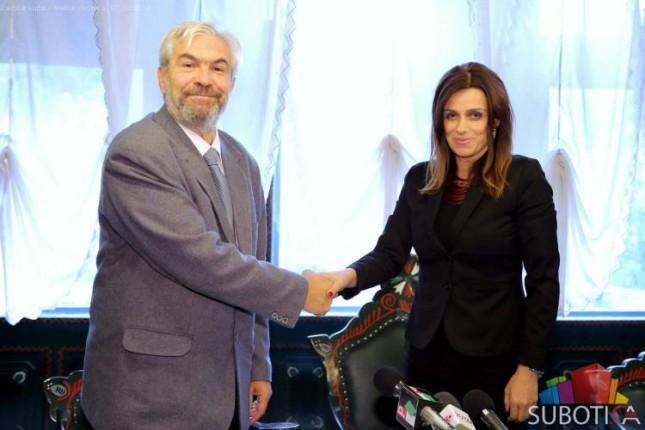 Potpisan Protokol o saradnji sa Univerzitetskom i narodnom bibliotekom iz Banja Luke