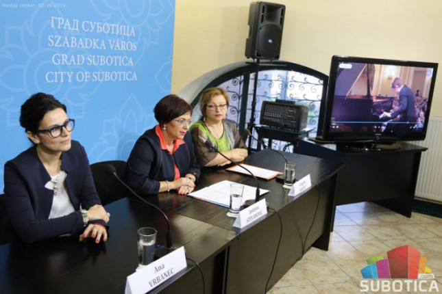 Pijanista Andrej Gugnin u nedelju u Velikoj većnici