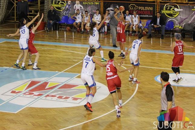 Košarkašice Spartaka savladale Vršac na otvaranju sezone (59:52)
