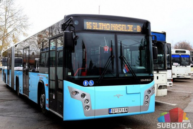 Traži se rešenje za manjak vozača autobusa