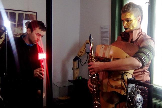 Umetnici promo spotom predstavili dostignuća humanoidne robotike