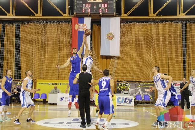 Košarkaši Spartaka ubedljivi protiv Sloge (87:62)
