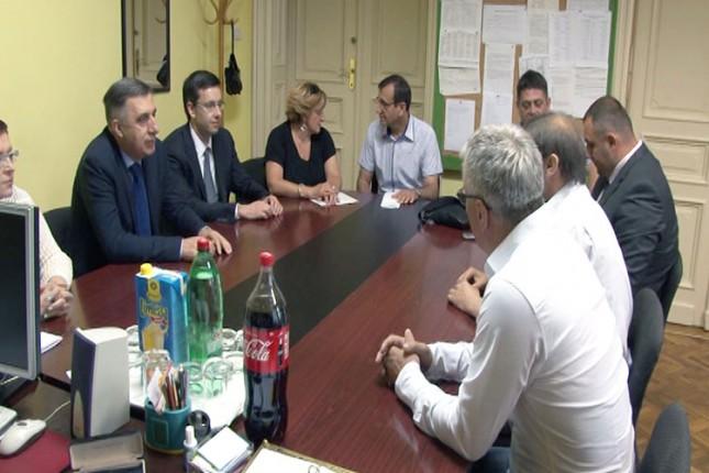 Donacija Republike Srpske Subotici