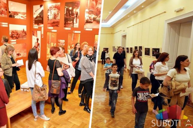 Održana Noć muzeja na 30 lokacija u Subotici