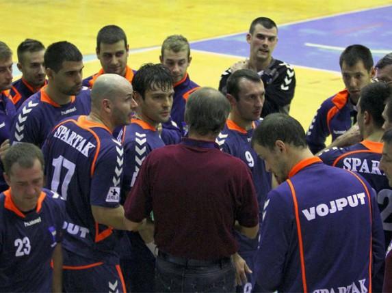 Rukometaši Spartaka preko Crvenke u polufinalu Kupa Vojvodine