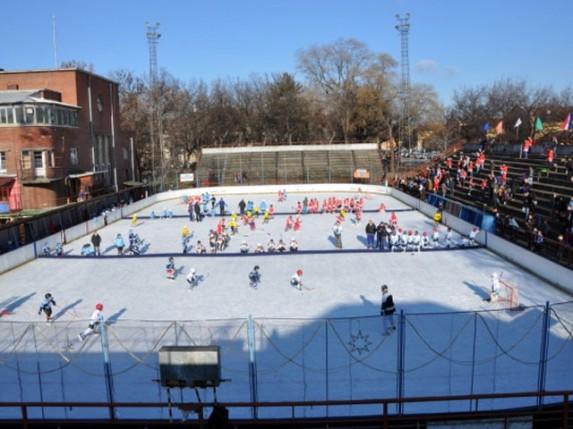 Za vikend IV međunarodni turnir u hokeju na ledu - Spartans 2014